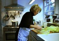 Koch, Köchin, Küche, Gastronomie (Symbolbild)