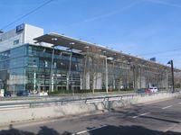 EnBW Hauptsitz in Karlsruhe