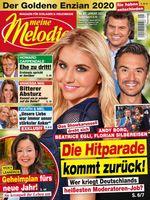"""Cover Meine Melodie Nr. 01 /  Bild: """"obs/Meine Melodie"""""""