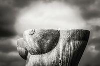 Skulptur (Symbolbild)
