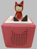 Toniebox mit Spielfigur