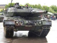 Leopard2 A1 Panzer (2)