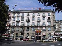 Hotel Beau-Rivage in Genf Bild: Udo Grimberg / de.wikipedia.org