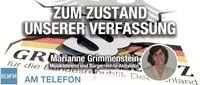 """Bild: SS Video: """"Am Telefon zum Zustand unserer Verfassung: Marianne Grimmenstein"""" (https://veezee.tube/videos/watch/d2b02173-6e72-4d89-a950-e652e957a37d) / Eigenes Werk"""