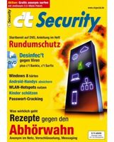 Cover: Sonderheft c't Security