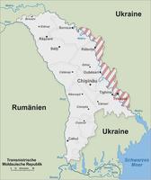 Transnistrien und Moldawien