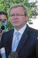 Kevin Rudd Bild: de.wikipedia.org
