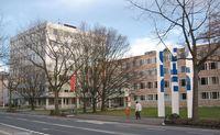 Die DFG-Geschäftsstelle in Bonn-Bad Godesberg