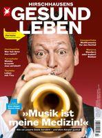 """Cover HIRSCHHAUSENS STERN GESUND LEBEN 02/2020.  Bild: """"obs/Gruner+Jahr, DR. v. HIRSCHHAUSENS STERN GESUND LEBEN"""""""