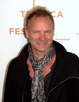 "Sting bei der Premiere des Science-Fiction-Films ""Moon"", 30. April 2009."