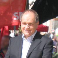Dr. Werner Marnette auf einer Veranstaltung zum 1. Mai 2007