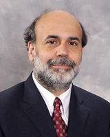 Ben Shalom Bernanke Bild: United States Federal Reserve