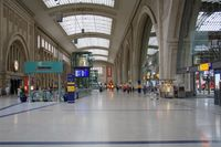 Leipziger Hauptbahnhof