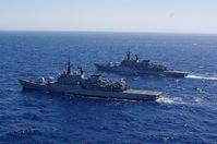 Bild: European Union Naval Force Somalia Operation Atalanta, on Flickr CC BY-SA 2.0