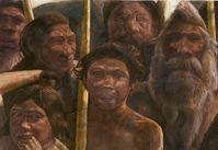Die Homininen aus Sima de los Huesos lebten vor ungefähr 400.000 Jahren während des Mittleren Pleist Quelle: Kennis & Kennis Madrid Scientific Films (idw)
