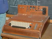 Apple I - Das waren noch Zeiten?