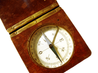 Kompass (Symbolbild)
