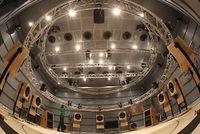Soundcheck: das Schalllabor des Fraunhofer IIS. Bild: Fraunhofer IIS/Kurt Fuchs