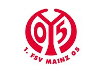 Logo 1. Fußball- und Sportverein Mainz 05 e. V. (kurz 1. FSV Mainz 05)