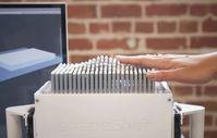 Detailgetreu: Pins stellen 3D-Objekte dar.