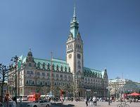 Der Senat tagt im Hamburger Rathaus Bild: Daniel Schwen / de.wikipedia.org