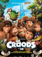 "Kinoplakat von ""Croods"""