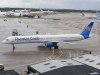 Boeing 757 der Thomas Cook Airlines