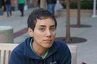 Maryam Mirzakhani (2014)