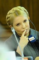Julija Wladimirowna Timoschenko Bild: European People's Party / de.wikipedia.org