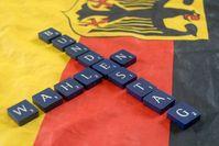Wählen, Wahl, Bundestagswahl (Symbolbild)