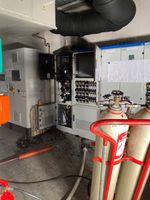 Schaltschrank in der Warte Bild: Feuerwehr