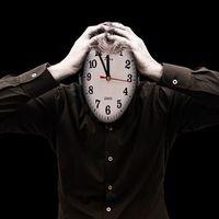 Zeitdruck: Gesundheit leidet langfristig unter Stress.