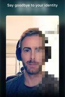 """""""Dusk"""": Die Nutzeridentität wird digital unkenntlich gemacht. Bild: Dusk"""