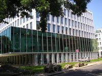Zentrale der Heinrich-Böll-Stiftung in Berlin-Mitte, Schumannstr. 8
