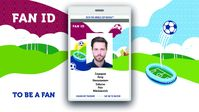 Russische FAN ID für die Fußball WM in Russland