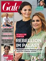 "Cover GALA (35/2018), EVT 23.08.2018. Bild: ""obs/Gruner+Jahr, Gala"""