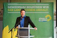 Robert Habeck Bild: Bündnis 90/Die Grünen Sachsen-Anhalt, on Flickr CC BY-SA 2.0
