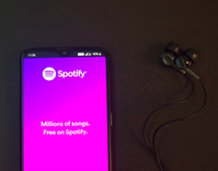 Spotify: Ältere entdecken Musik-Streaming.