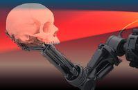 Künstliche Intelligenz (KI): Wer sie programmiert bestimmt welche Ethik diese verfolgen. Wenn Politiker verantwortlich sind für die Programmierung dann... (Symbolbild)
