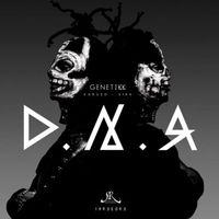 """Cover von Genetikks """"D.N.A."""""""