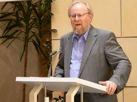 Wolfgang Thierse (2012), Archivbild