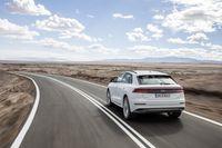 """Audi erreicht solide Finanzzahlen im ersten Halbjahr 2018 und erwartet wachsende Herausforderungen. Im Bild: Der neue Audi Q8 erweitert das Modellangebot von Audi im Premium-Top-Segment. Bild: """"obs/AUDI AG"""""""