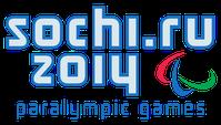 Logo der Winter-Paralympics 2014