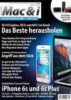 """Bild: """"obs/c't/Mac & i"""""""