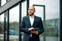 Finanzexperte Erich Wolf Bild: SpaBa Finanz Fotograf: Paul Hoffmann