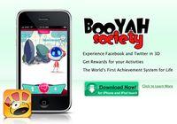 Booyah Society setzt auf einen Mix aus sozialem Netzwerk und Online-Game. Bild: booyah.com)