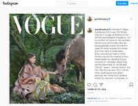 "Greta Thunberg (2021) Bild: Screenshot Instagram: ""https://www.instagram.com/p/CSUdXAKDRPl/?utm_source=ig_embed&utm_campaign=loading"" / Eigenes Werk"