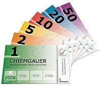 Chiemgauer-Scheine Bild: Chiemgauer e. V. Christian Gelleri / de.wikipedia.org