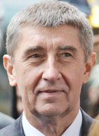 Andrej Babiš im Jahr 2015