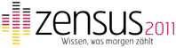 Zensus 2011 Logo